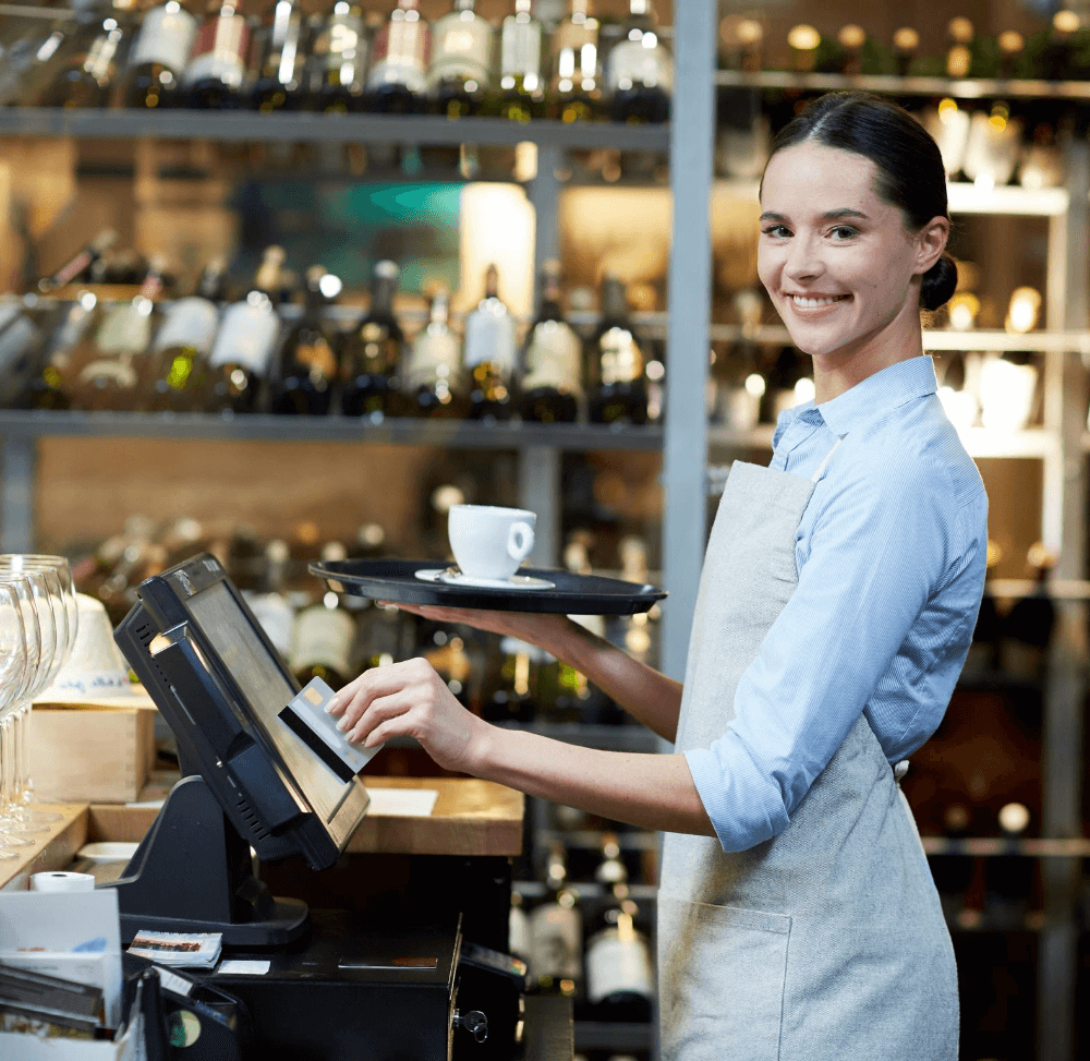 Edge Processing Offsets the Majority of Credit Card Transaction Fee for Business Owners